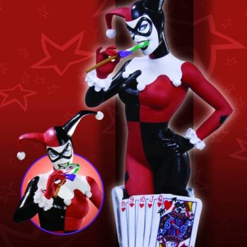 761941299662_Women_of_the_DCU_Harley_Quinn_Bust