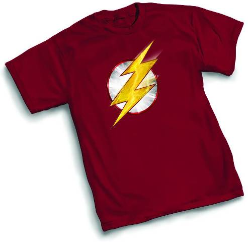 APR111496_Flashpoint_Flash_Symbol_T-Shirt