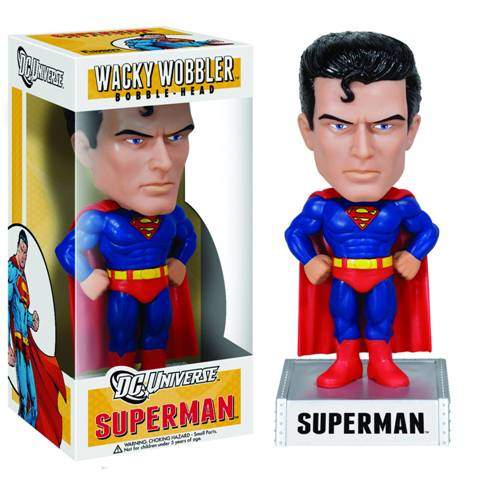 DEC111875_DC_Superman_Wacky_Wobbler