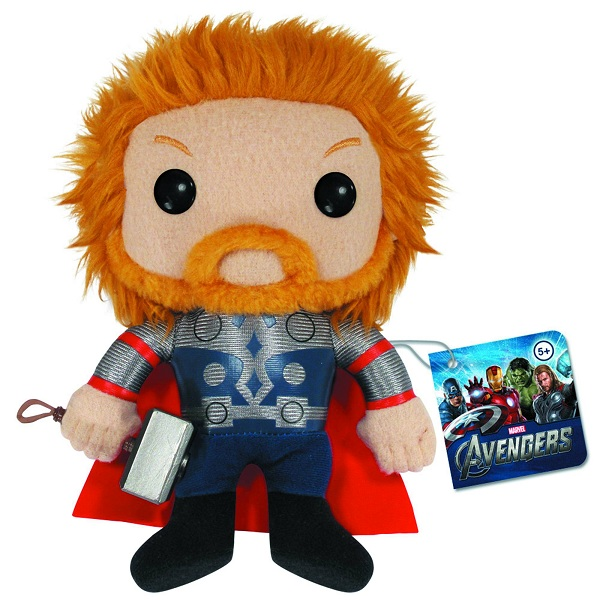 830395025872_Avengers_Movie_Thor_7inch_Plush