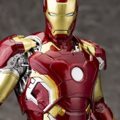 APR152481_Avengers_Age_of_Ultron_Iron_Man_Mark_43_ArtFX_Statue_Kotobukiya_v3