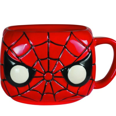 JUN158838_POP_Home_Marvel_Spider-Man_Head_Mug_v2
